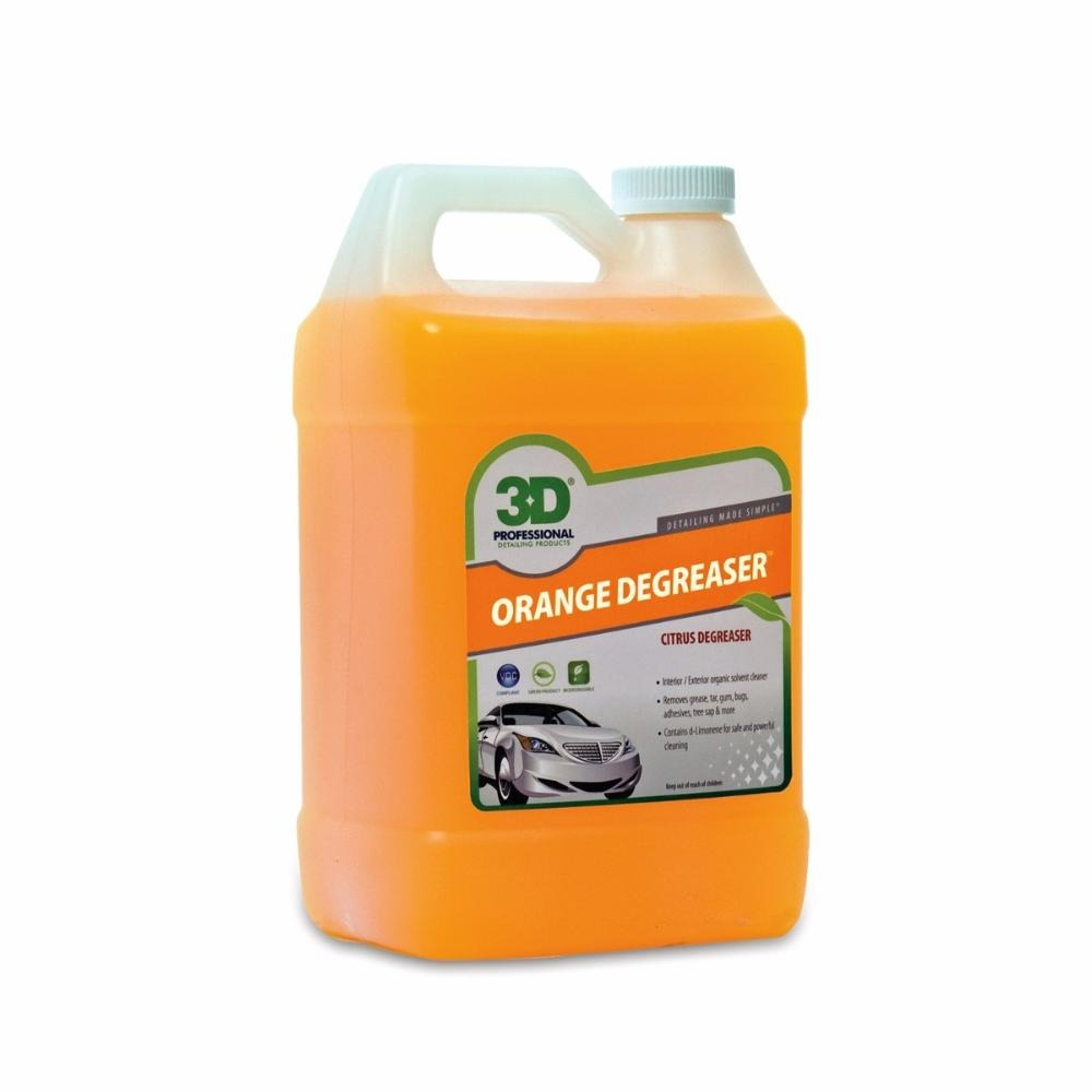 Desengrasante Biodegradable 3d Orange Degreaser Int-ext 4l