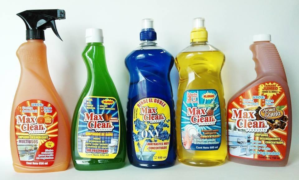 Desengrasante d cocina max clean c 6 en mercado - Productos para limpiar azulejos ...