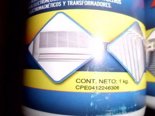 desengrasante dielectrico 1 lts para refrigeración y a/a