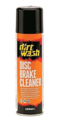 desengrasante disco frenos dirt wash weldtite 250ml