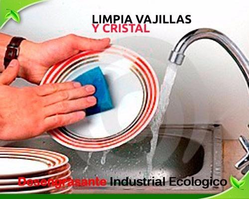 desengrasante industrial ecologico