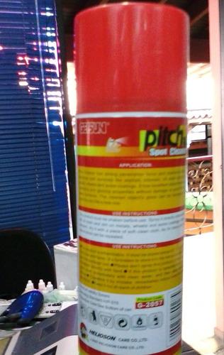 desengrasante limpiador superficie a pintar pitch cleaner