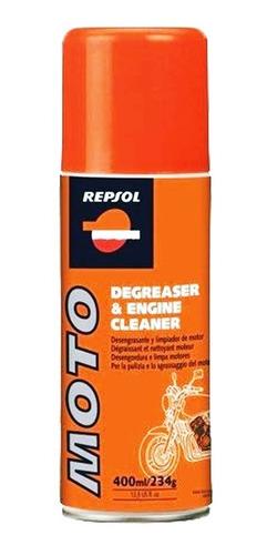 desengrasante motor limpiador repsol spray 400ml