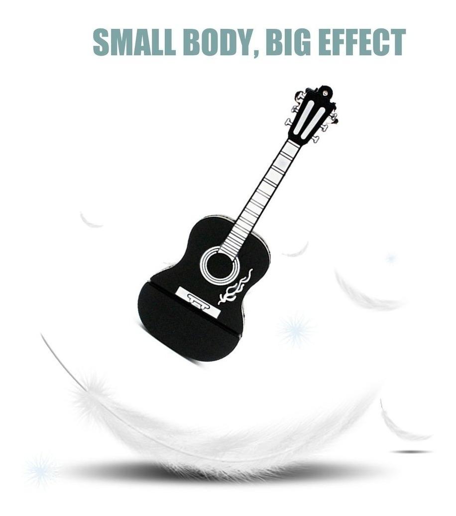 Desenho Animado Guitarra Instrumento Musica Flash Drives Me R