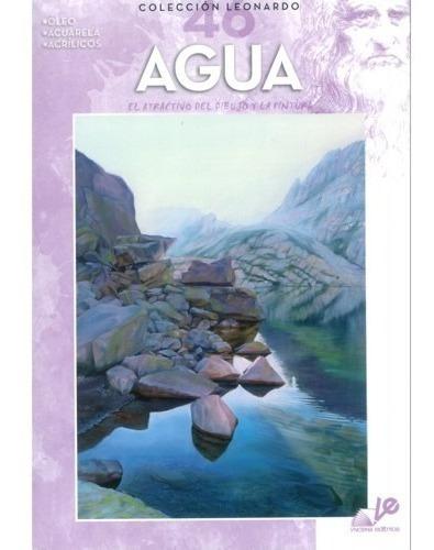 desenho e pintura coleção leonardo 46 água