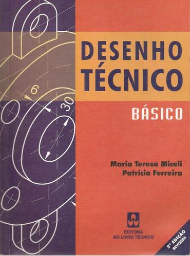 desenho técnico - livro básico - ideal para estudantes