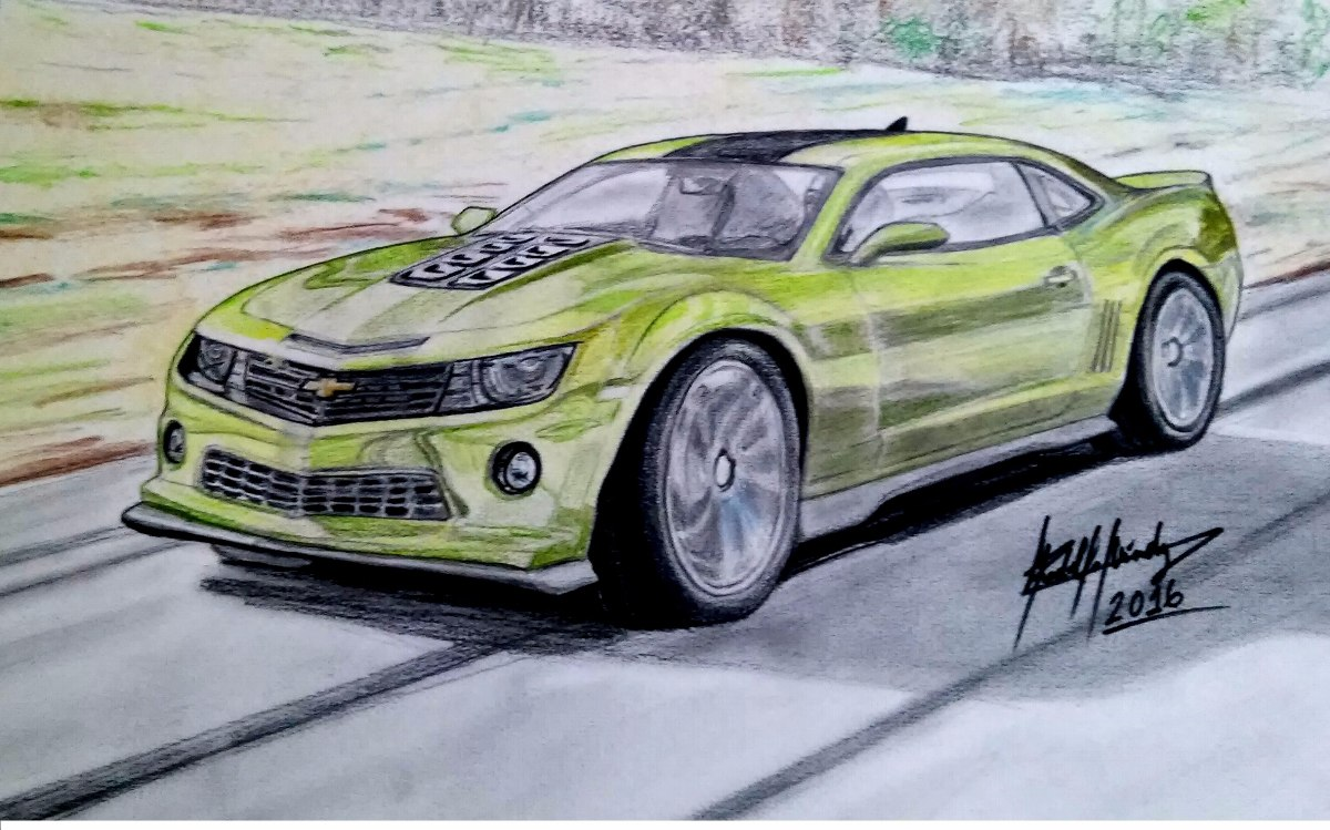 desenhos de carros colorido a mão livre aquarelado r 250 00 em