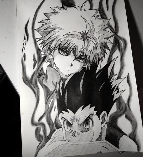 desenhos realistas/anime
