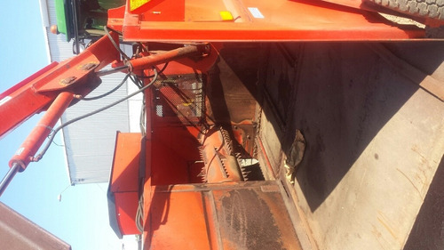 desensilador autocargable de tiro kuhn 4 m cubico