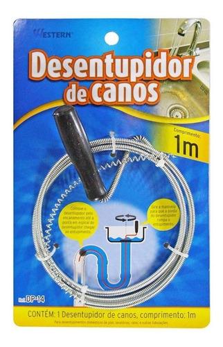desentupidor de canos de pias mola rotativa