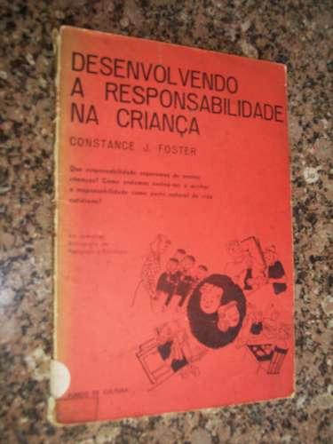 desenvolvendo a responsabilidade na criança - raro 1964