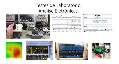desenvolvimento de projeto eletrônicos