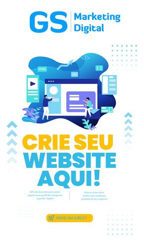 desenvolvimento de site institucional e loja virtual
