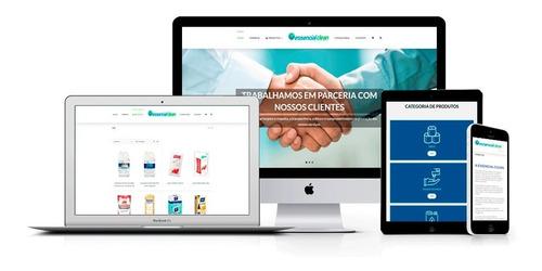 desenvolvimento de site profissional