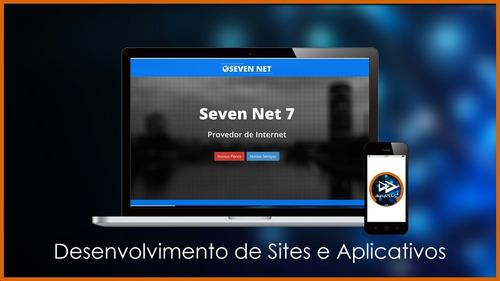 desenvolvimento de sites e aplicativos
