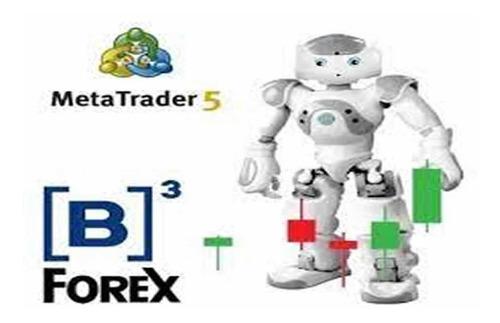 desenvolvo seu robô de acordo com a sua estratégia, forex,b3