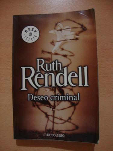 deseo criminal - ruth rendell