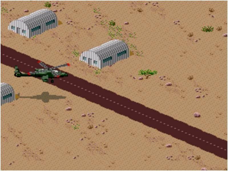 Desert Strike Return To The Gulf Para Super Nintendo Snes 170 00
