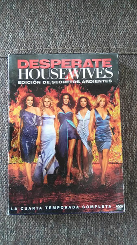 desesperate housewives temporada 4 con envió gratis