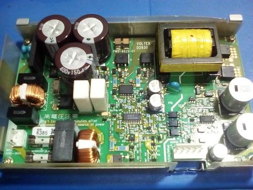 desfibrilador nihon kohden tec 5531 fuente de alimentación