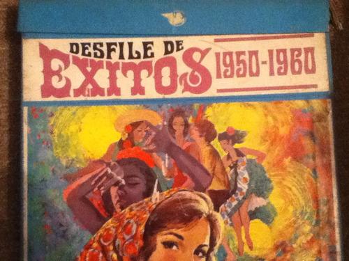 desfile de exitos 1950-1960 10 discos
