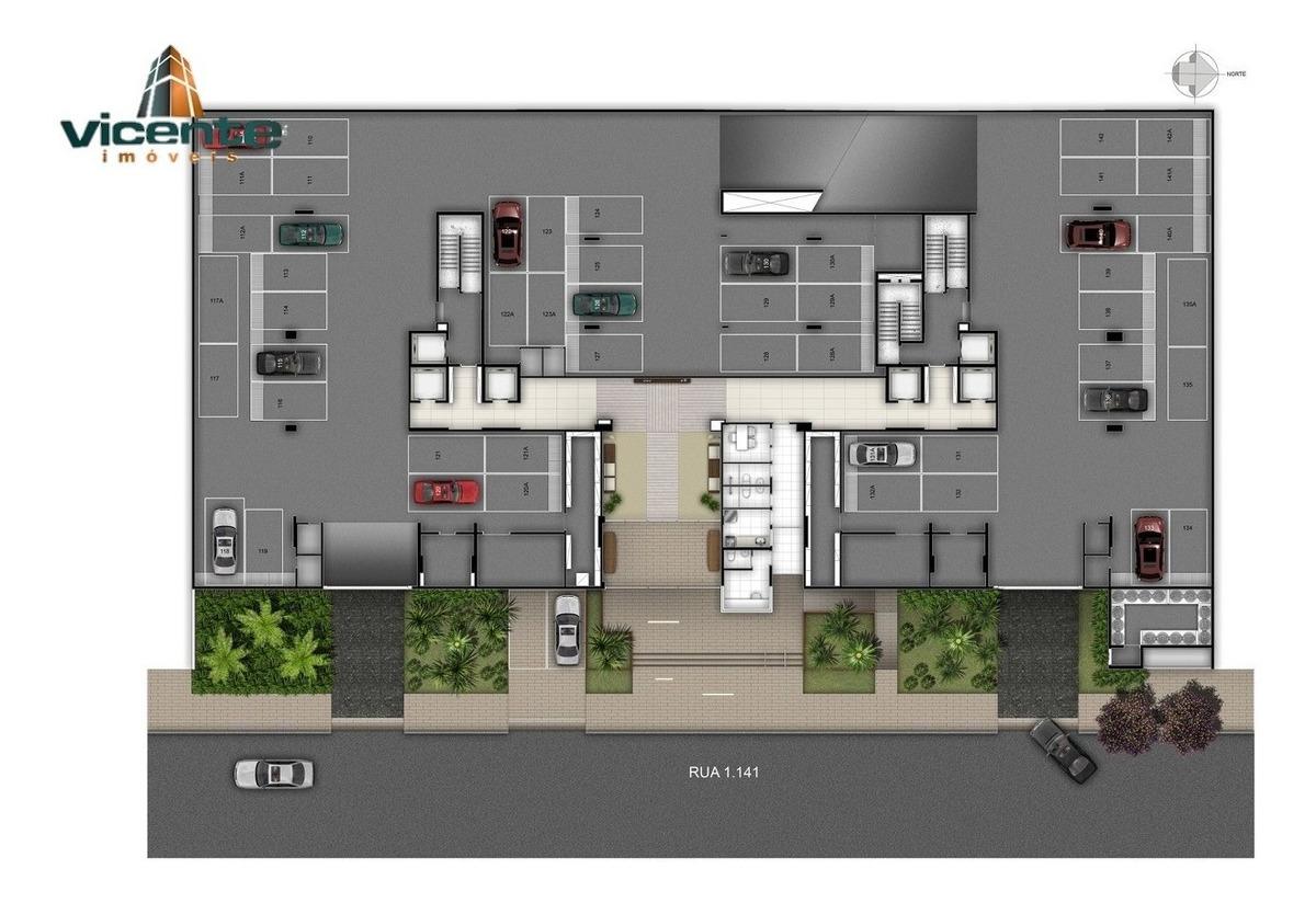 desfrute dos maiores prazeres da vida! apartamentos de 177 m² a 405,85 m², 3 ou 4 suítes, 3 vagas de garagem! a partir de r$ 1.070.000,00 - cod-0028 - 68092851