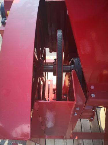 desgrandora de maiz swissmex motor gasolina 6.5hp nueva