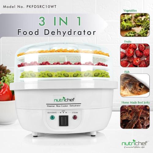 deshidratador alimentos cocina