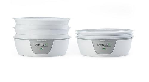 deshidratador alimentos marca presto 4 bandejas envio gratis