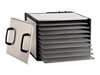 deshidratador de 9 bandejas excalibur con temporizador,