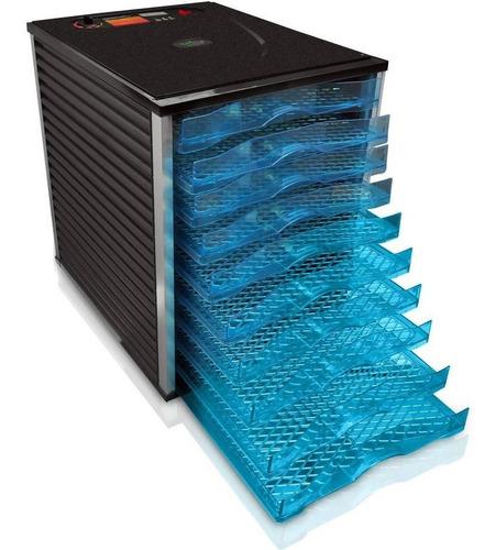 deshidratador de alimentos eléctrico con gran capacidad