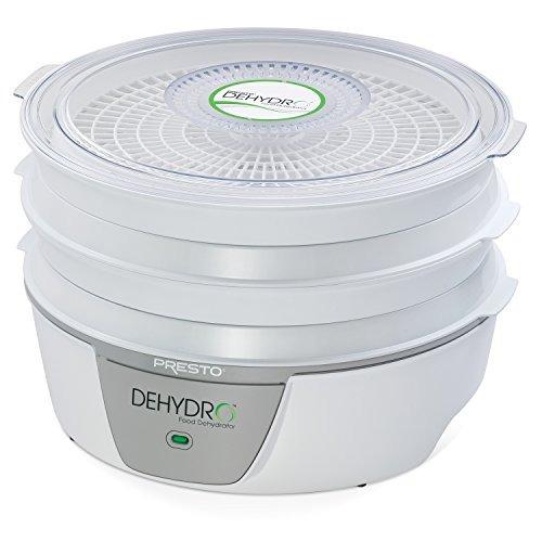 deshidratador de alimentos presto 06300 dehydro electric