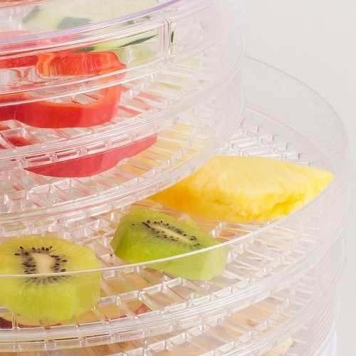 deshidratador eléctrico de alimentos y frutas 250w  r3568