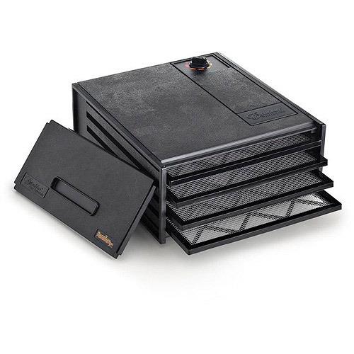 deshidratador excalibur 4 bandejas negro