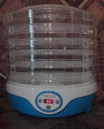 deshidratadora alimentos digital frutas snack envio gratis