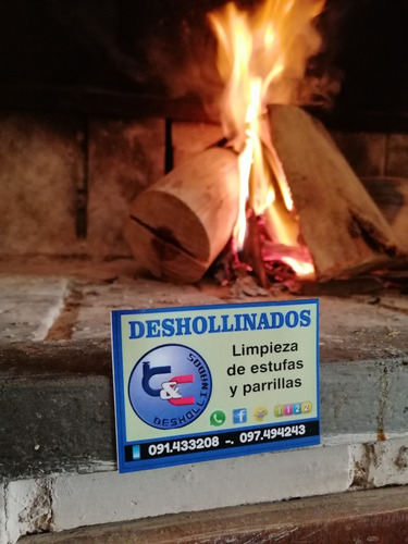 deshollinador profesional - chimney sweep service