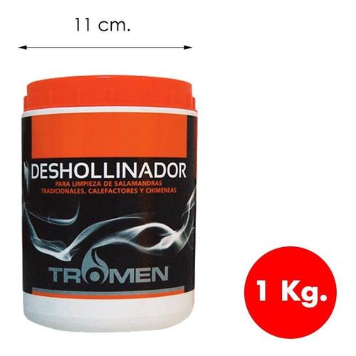 deshollinador salamandras tromen limpieza 1 kg cuotas