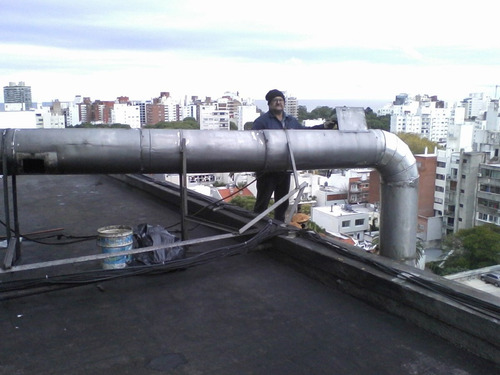 deshollinados botta chimeneas casas-estufas edificios ductos