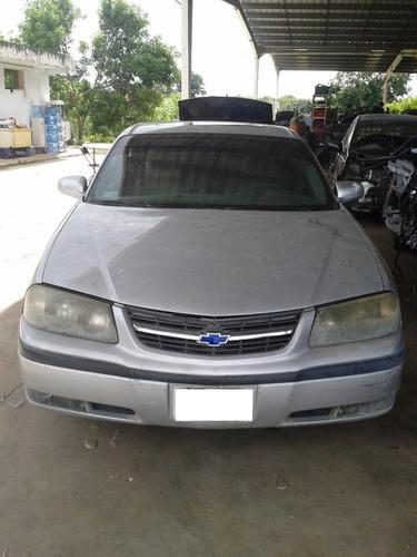 deshueso chevrolet impala 2001 versión mas equipada!!!