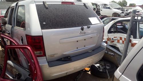 deshueso jeep cherokee 2008 autopartes refacciones yonke
