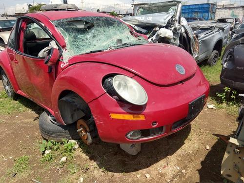 deshueso volkswagen beetle 2009 por partes yonke refacciones
