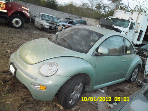 deshueso volkswagen beetle