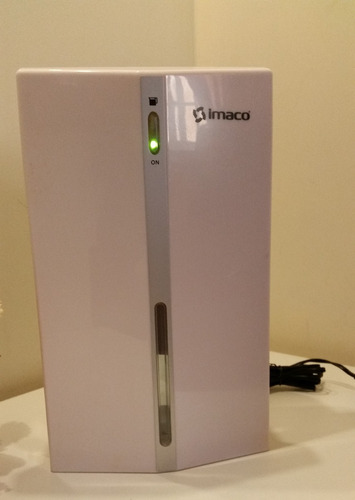 deshumedecedor portatil imaco 1.5 lts. casi nuevo