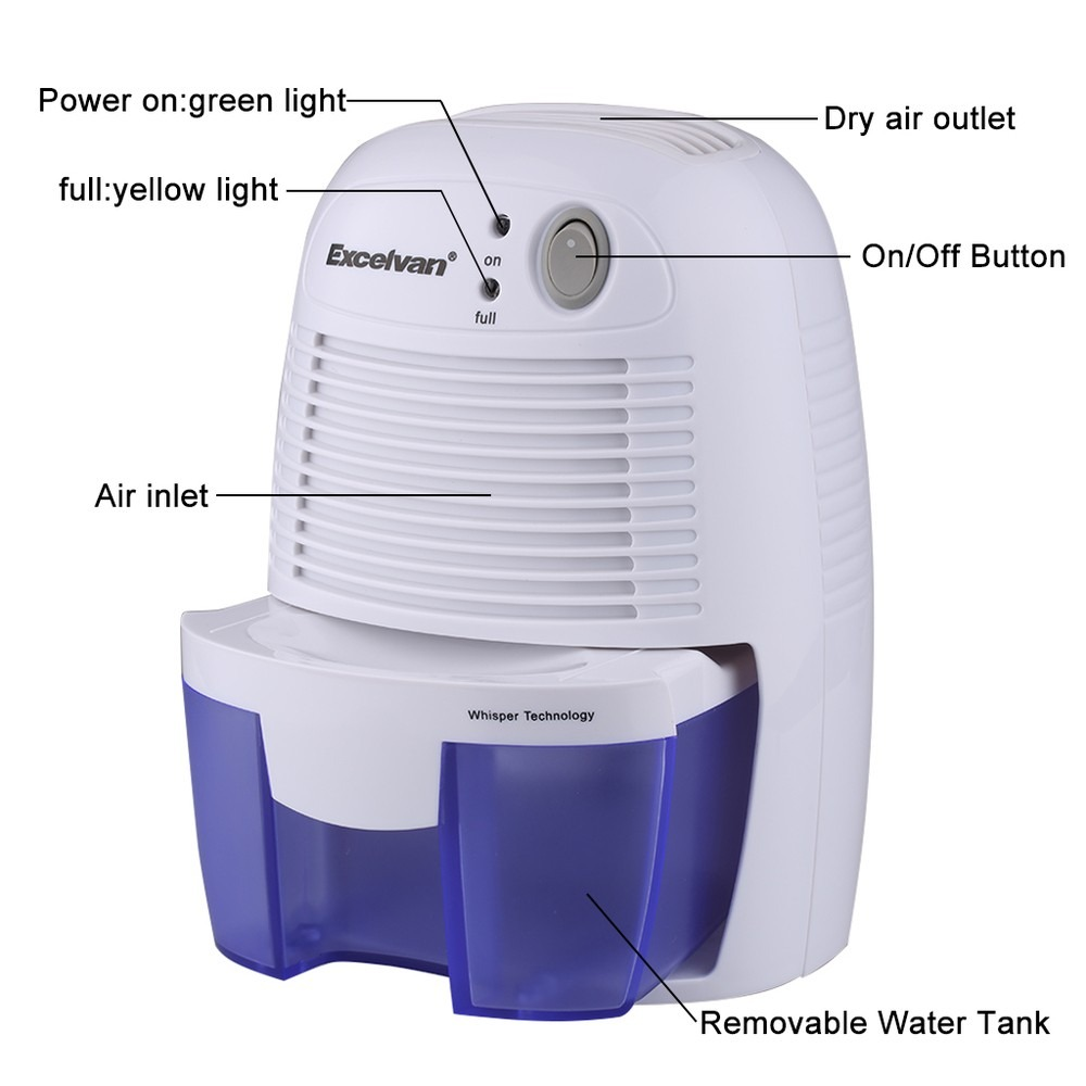 Deshumidificador 500ml eliminar humedad proyoung en mercado libre - Aparato para la humedad ...