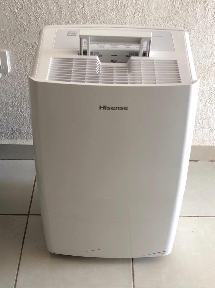 Deshumidificador De Ambiente Hisense - $ 3,900 00