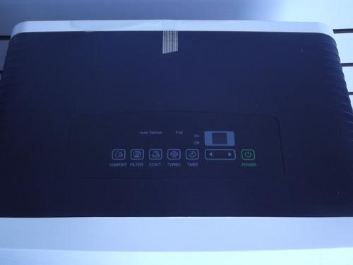 deshumificador portatil 50 pintas 110 v marca midea