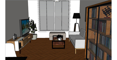 design de móveis e modelador 3d de interiores