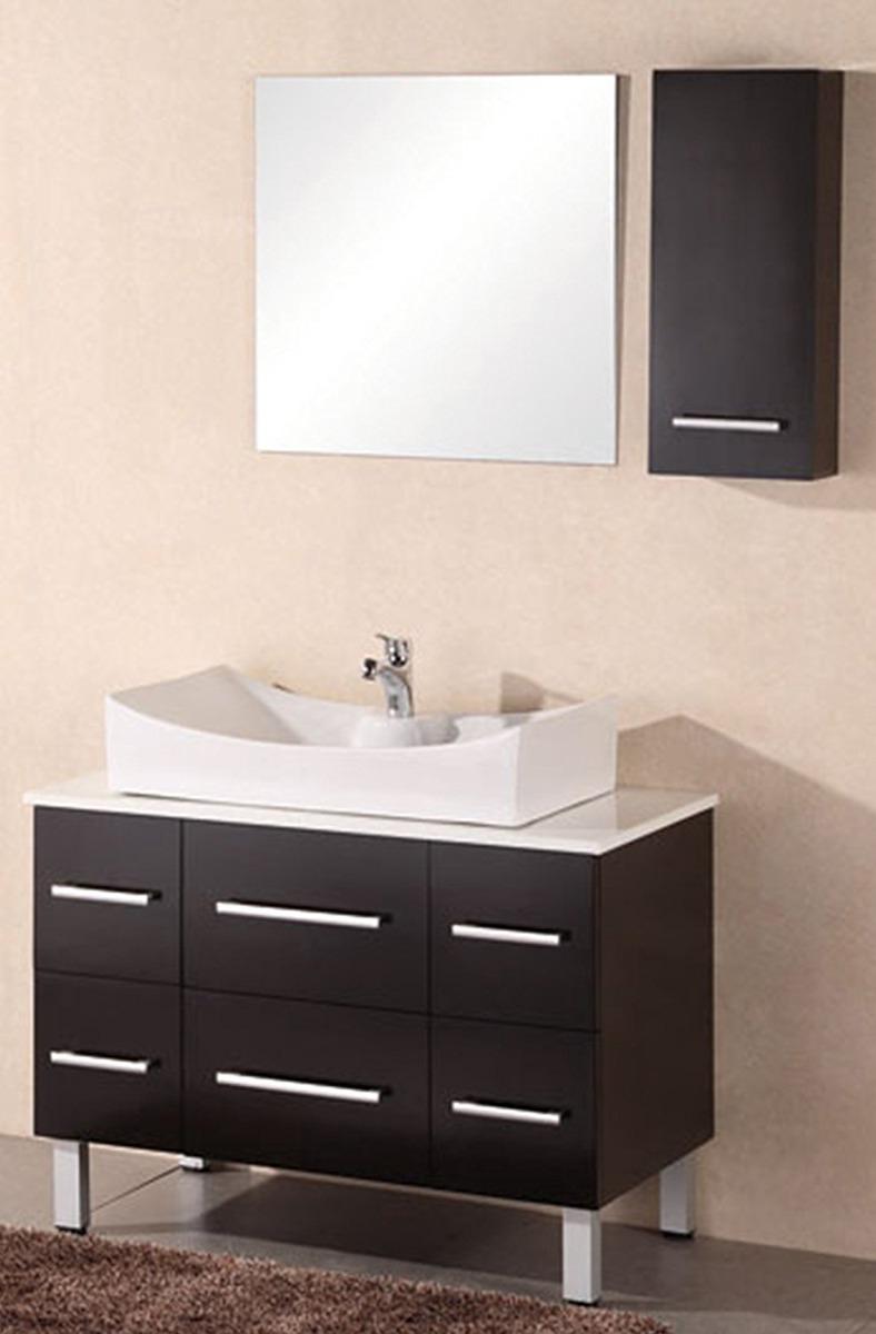 Vessel Sink Vanity Set With Comp Cargando Zoom