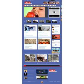 e45c8e93f Template Para Portal De Esporte Modelo Joomla 39978 - Informática no ...