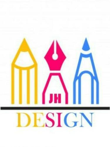 design gráfico - jh design